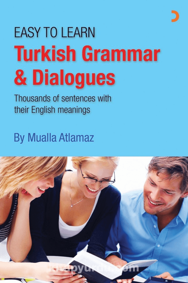 Grammar Book for Learning Turkish