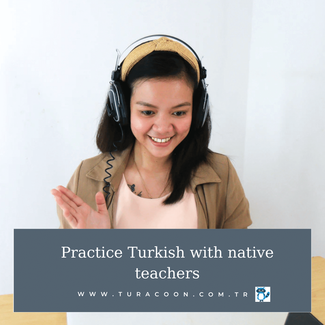 practice turkish with native teachers